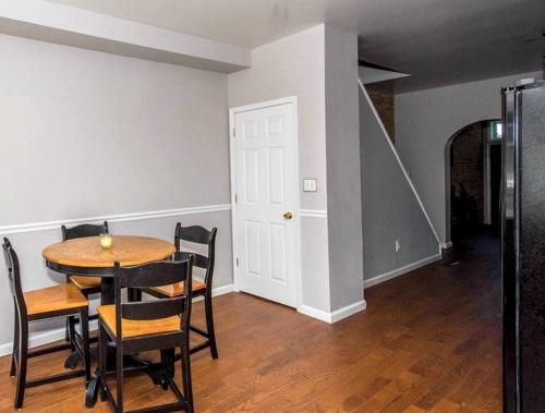 basement entry before